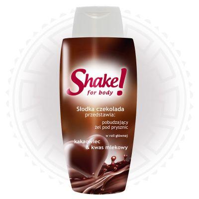 Żel do ciała - czekoladowy